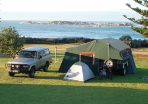camper trailer days
