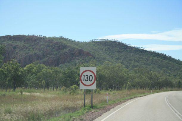 NT speed limits