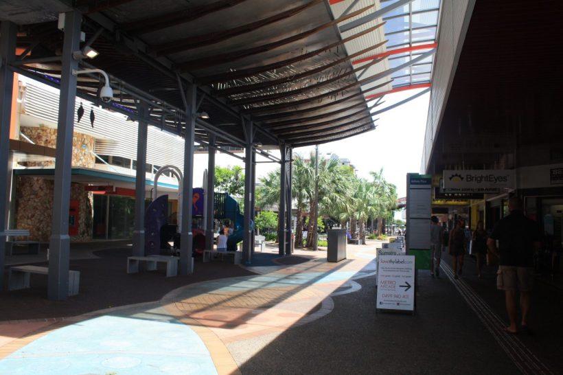Smith Street Mall Darwin