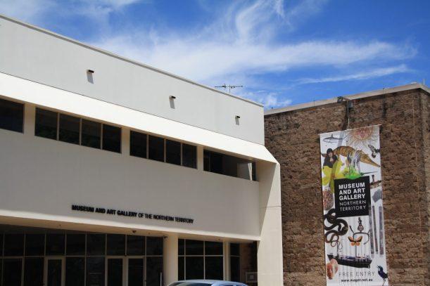 Darwin museum and art gallery