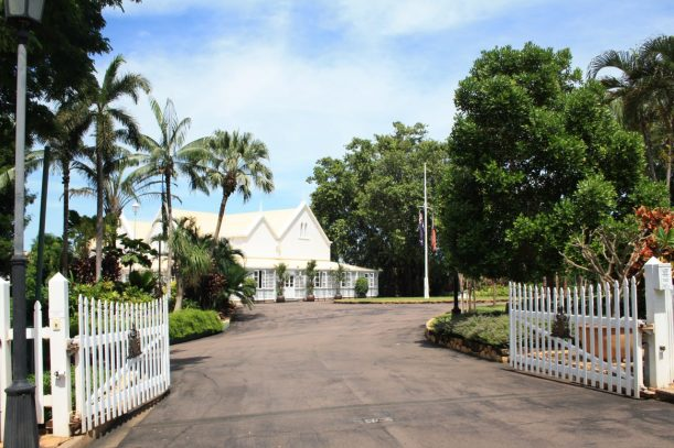 Government House Darwin