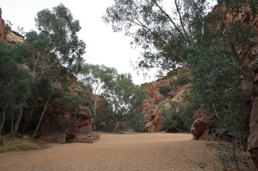 Alice Springs gorges