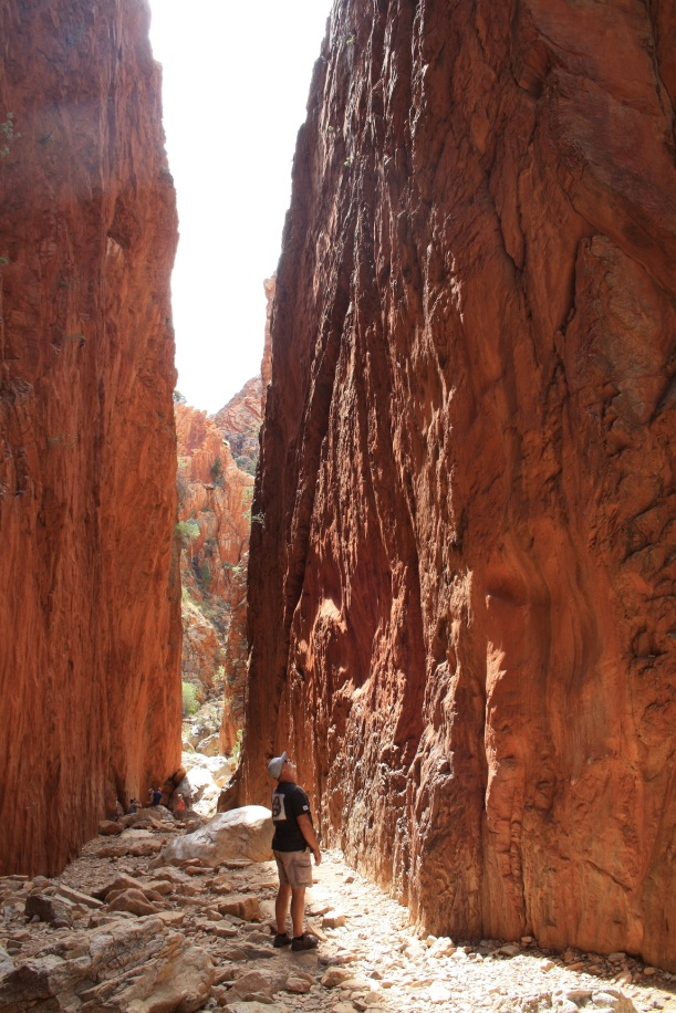 Standley chasm
