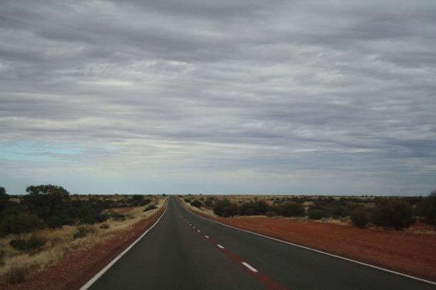 Aussie highway