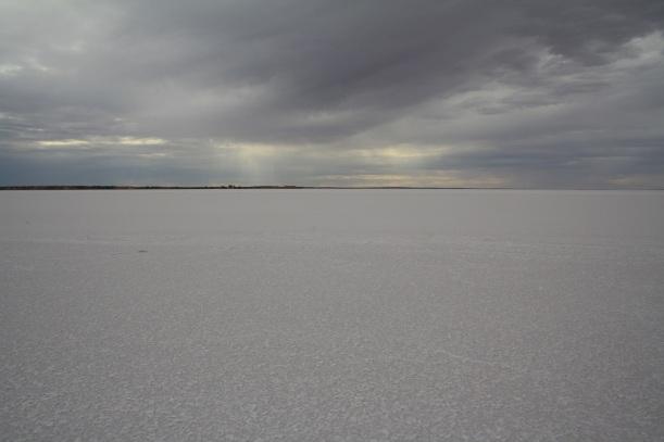 Lake Hart salt lake
