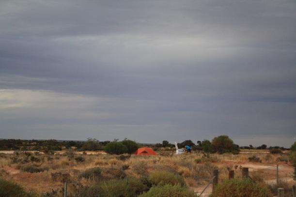 Lake Hart free camp