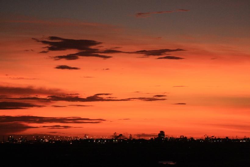 Port Hedland evening