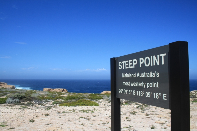 Steep Point