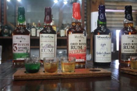 Ord River rum