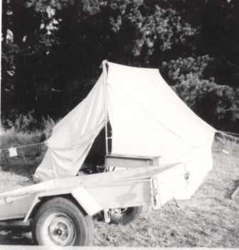 Meningie camping
