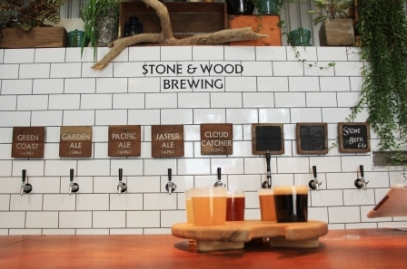 Stone and Wood Brewery