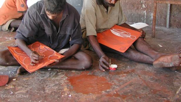 Aboriginal artists NT