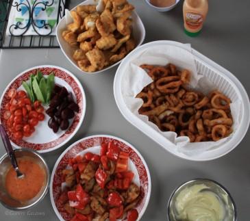 seafood cookup