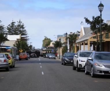 The Strand Port Elliot