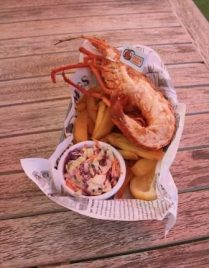 Cervantes lobster shack
