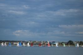 Yacht race Goolwa