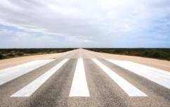 RFDS landing strip