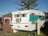 1973 Viscount Ambassador caravan