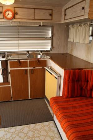 Avondale caravan