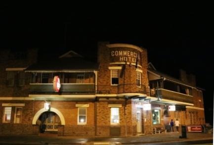 Commercial Hotel Kaniva