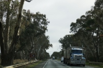 driving Adelaide to Melbourne