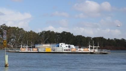 Mannum ferry