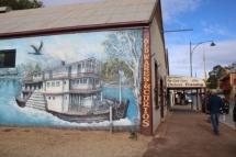 Street art in Mannum