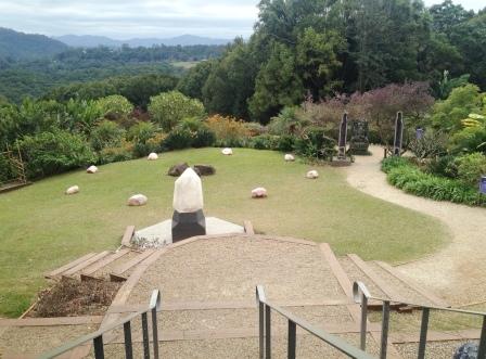 Crystal Castle & Shambhala Garden