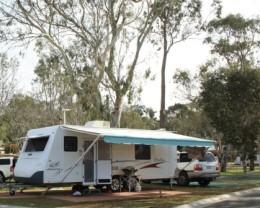 Jayco Sterling caravan