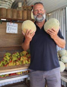 roadside fruit and veg