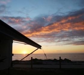 South Australian beach sunsets