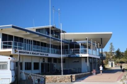 Seacliff surf lifesaving club