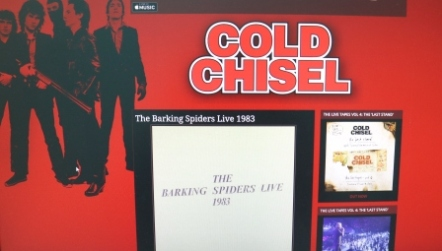 Barking Spiders Live