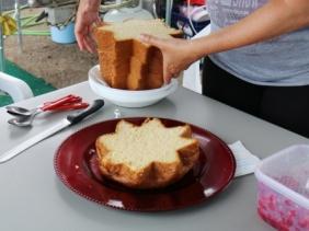 Panettone dessert