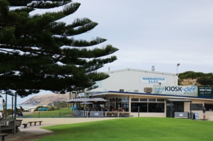 Normanville kiosk and cafe
