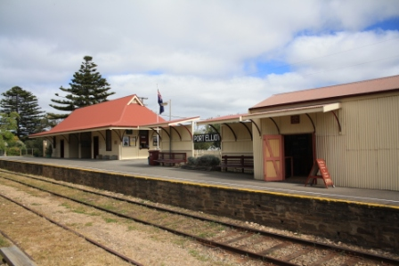 Port Elliot station