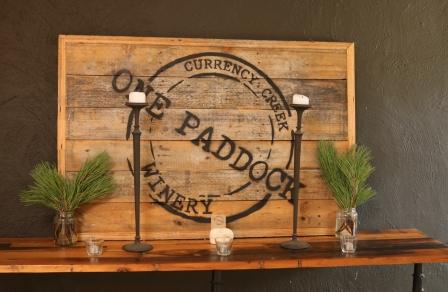 One Paddock Winery