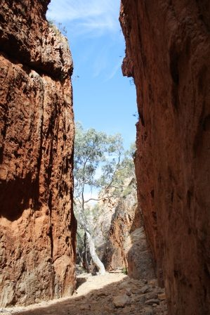 NT gorges