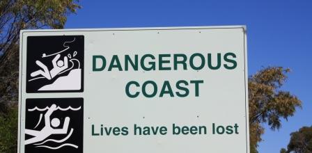 dangerous coast
