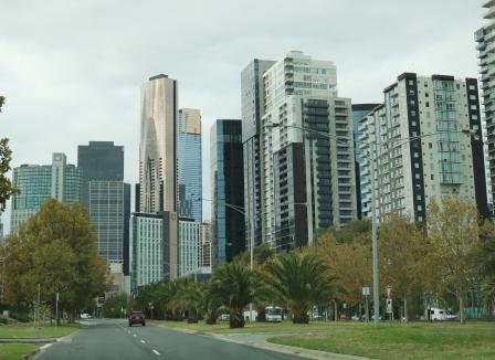 shiny Melbourne
