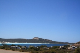 Lucky Bay campground