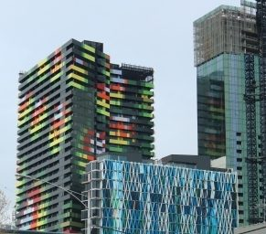 Melbourne city