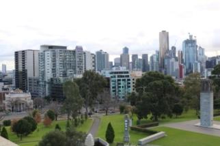 Melbourne city views