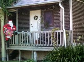 Santa in Australia