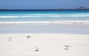 beach in Esperance WA
