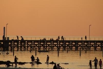 Aussie beach