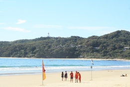 Surf lifesavers