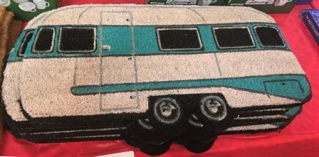 caravan doormat