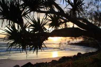 Byron Bay sunrise