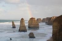 Rainbow on the apostles